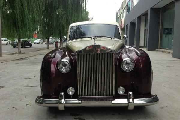 1952年劳斯莱斯老爷车1:1复制