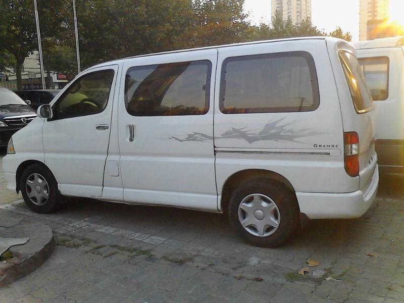二手2010年高配金杯阁瑞斯,7座小型图片 上海 高清图片