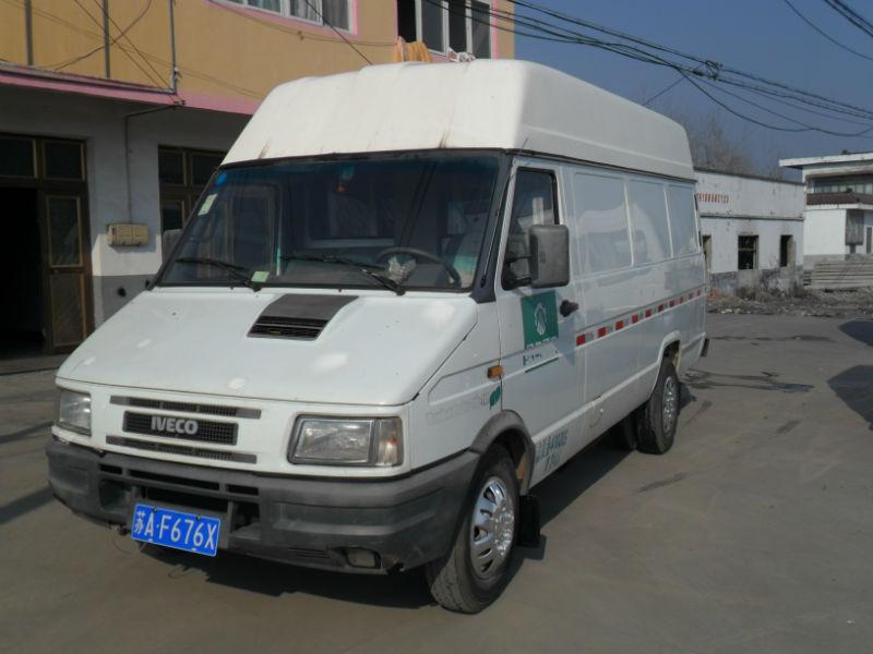 8万 2001年 金杯 海狮 2.2 标准型 车主:张猛 上海上海普陀 1.