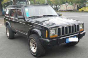 2004年1月 jeep 切诺基 2021e6y 手6四驱高清图片