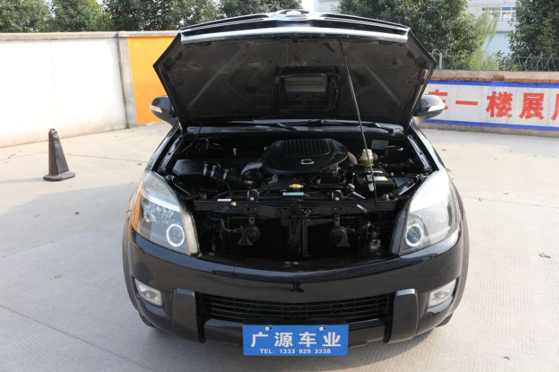 2010年6月长城哈弗H3领先版2.5TCI两驱豪华别克北京现代ix25图片