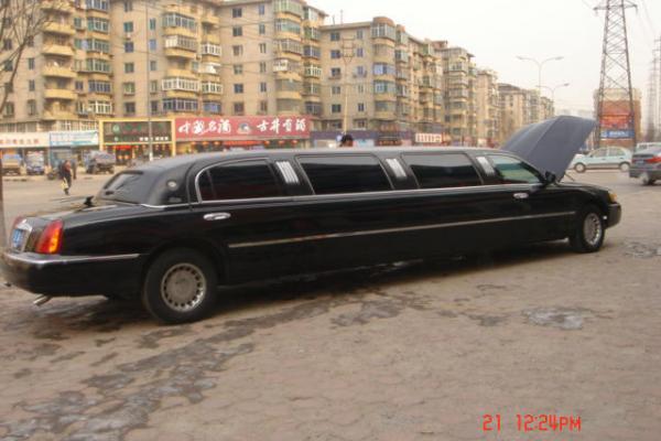 【沈阳】2001年6月 林肯 林肯加长版 林肯加长8.5米豪华轿车
