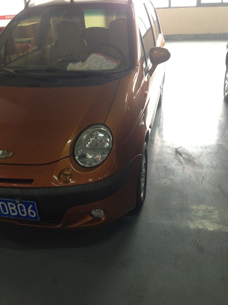 二手宝骏 乐驰 乐驰1.2运动版优越型图片 江苏徐州云龙区二手车高清图片