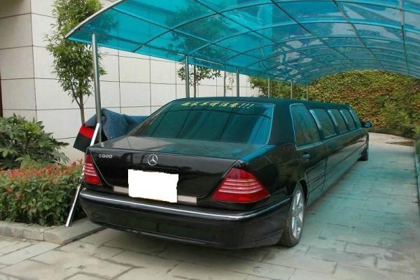 【沈阳二手车】1999年6月_二手奔驰 S级 加长