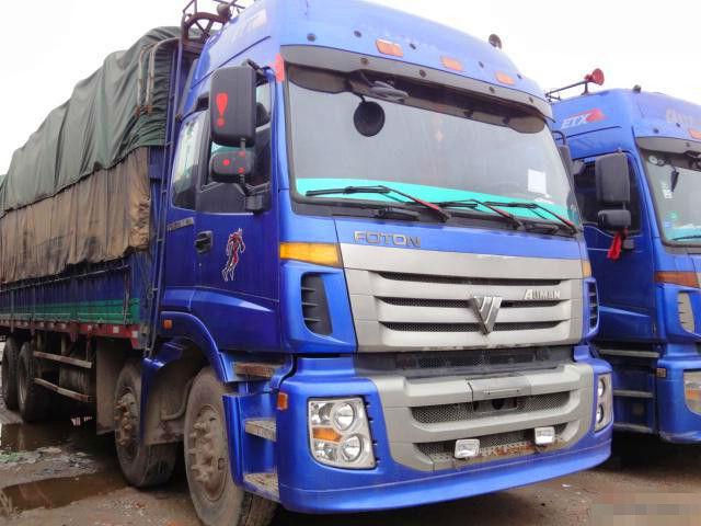 .6米二手厢式货车出售图片 江西宜春高安二手车高清图片