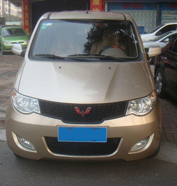 二手五菱 宏光 1.4L舒适型图片 广西壮族自治区玉林二手车高清图片