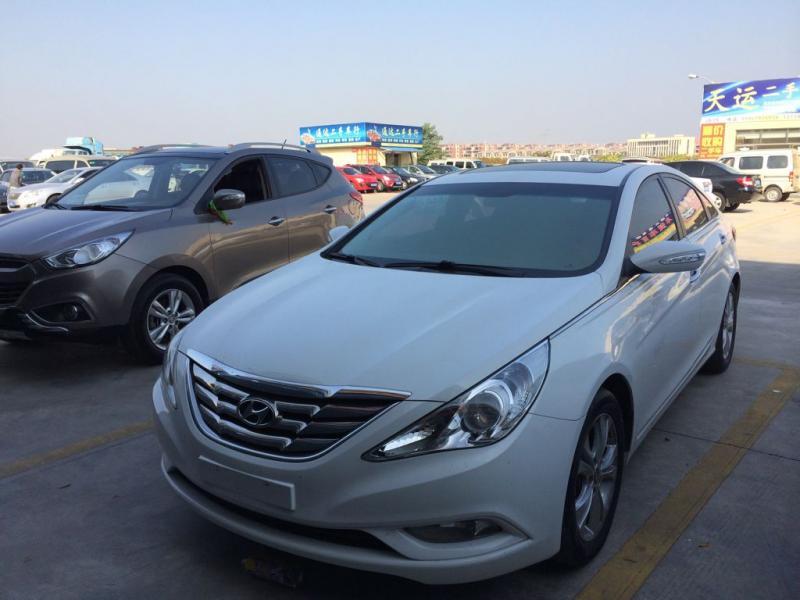 轿车 现代 北京现代 金华二手索纳塔 近年二手索纳塔比较  车辆详情