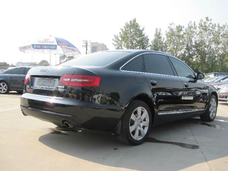【合肥】2010年1月 奥迪 奥迪a6 a6l 2010款 2.4 舒适型 黑色