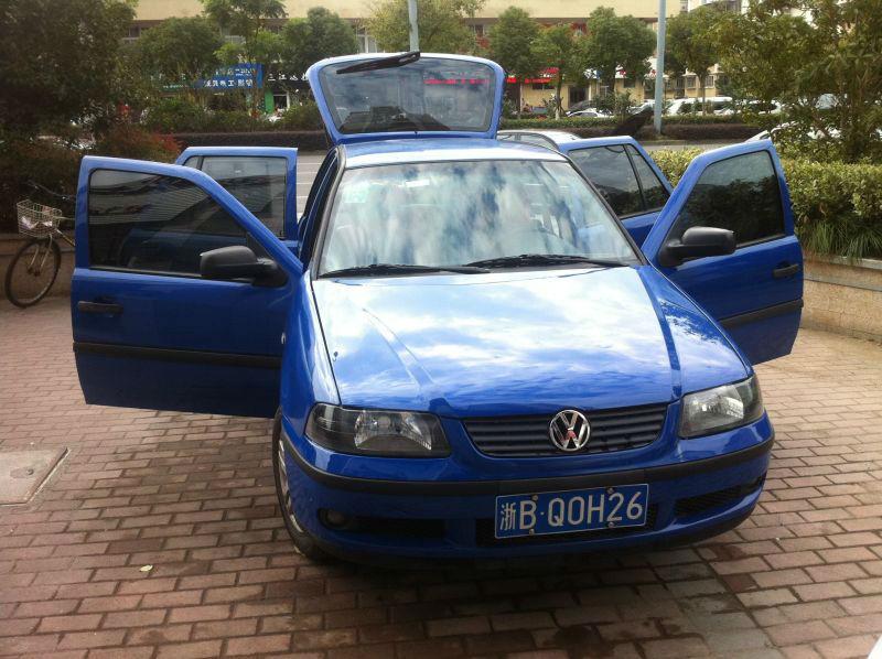 轿车 大众 上海大众 宁波二手高尔 近年二手高尔比较  车辆详情 车辆