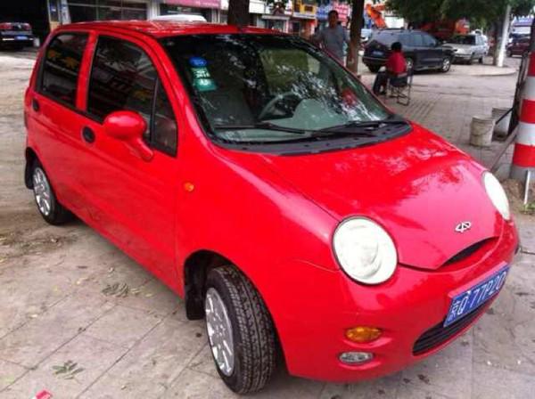 奇瑞汽车 北京二手qq