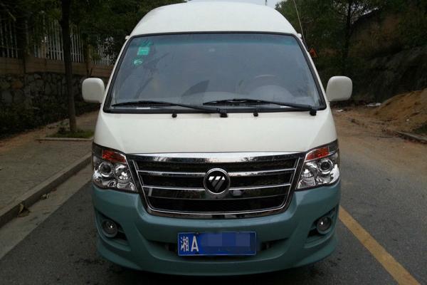 【长沙】2013年7月 福田 风景 快运 2.0 t柴油经典型长轴高顶加长