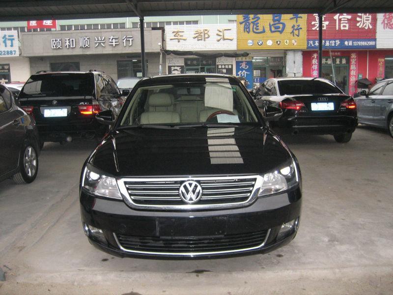 【青岛】2011年9月 大众 帕萨特领驭 黑色 自动档图片