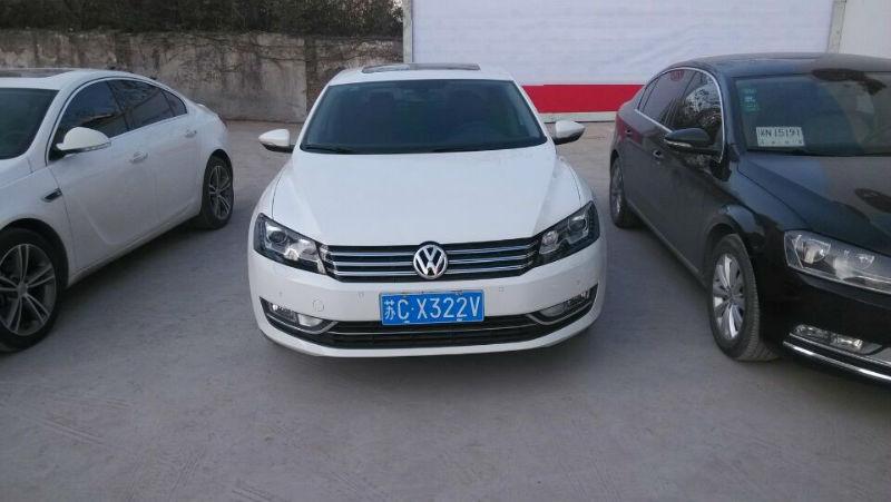 suv越野车 大众 上海大众 济南二手帕萨特 近年二手帕萨特比较  车辆