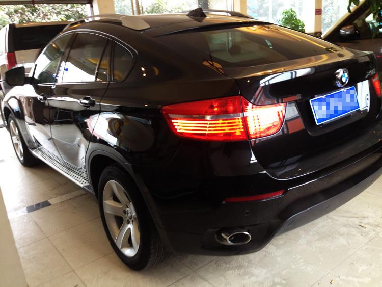【成都】2013年6月 宝马 进口宝马x6 3.0 xdrive35i 黑色 自动档