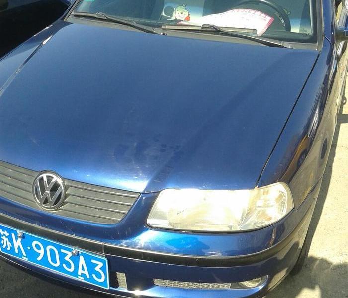 轿车 大众 上海大众 扬州二手高尔 近年二手高尔比较  (扫描二维码
