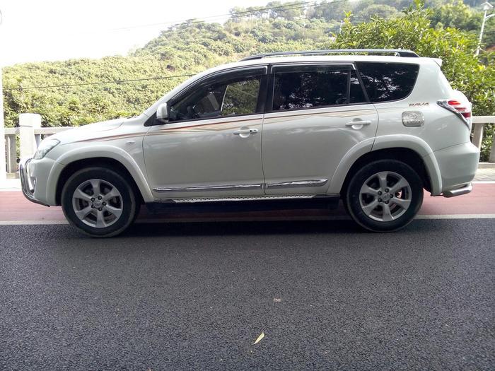 【厦门】2010年6月 丰田 rav4 2010款 丰田rav4-2.