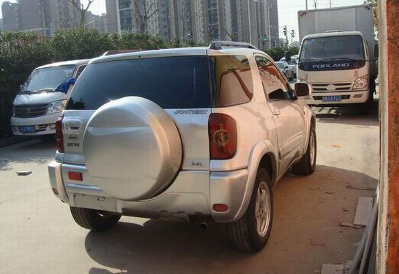 【上海二手车】2008年4月_二手永源 风景线 ufo_价格3