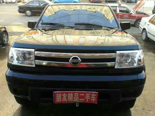 东风锐骐 皮卡 2008款 2.5t 东风郑州日产2.5t柴油 四驱皮卡高清图片
