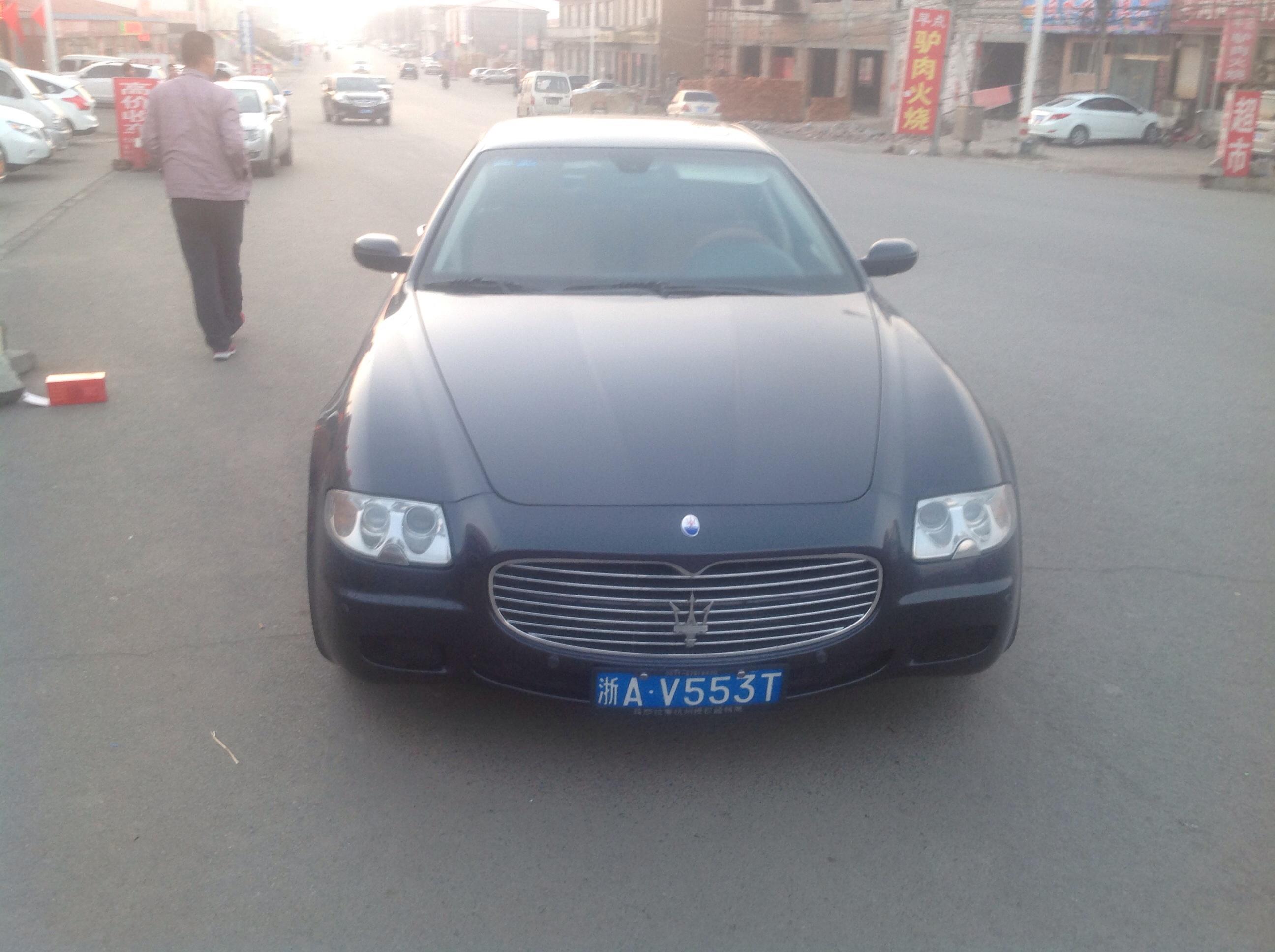 二手玛莎拉蒂图片 天津天津静海二手车高清图片