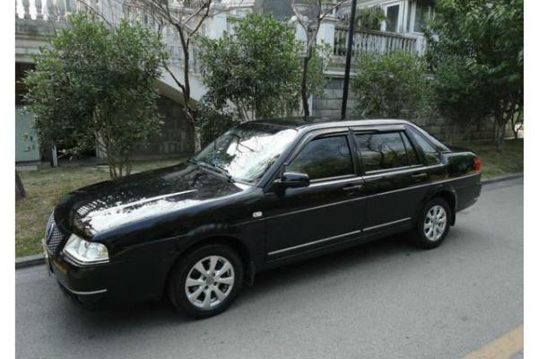 【上海】2008年11月 大众 桑塔纳志俊 1.8mt 基本型 2.1万