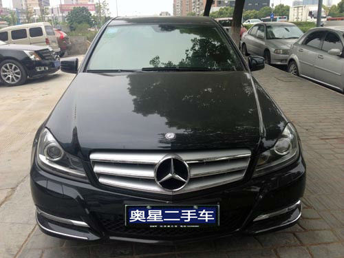 2013款北京奔驰c200_整体提升试驾新一代北京奔驰c200cgi东营汽
