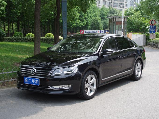 【上海二手车】2012年2月_二手大众 帕萨特 2.0 2.0