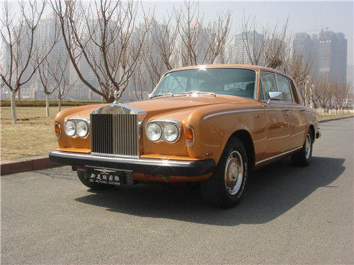 古董车 宾利 奔驰 劳斯莱斯 全球限量版 高清图片