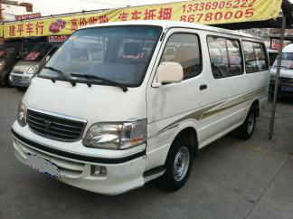 【温州】2007年8月 福田 风景 6座位小型柴油车 白色 手动挡