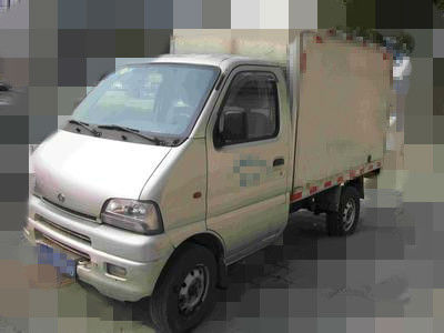 【杭州二手车】2010年8月_二手长安箱货_价格1.6万元