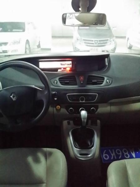 【武汉】2013年4月 雷诺 风景 2.0 5座豪华导航版 灰色 自动档