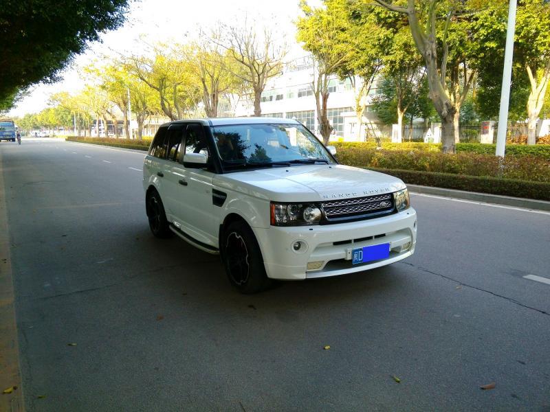 白色路虎婚车最牛囹�a_【厦门】2011年8月 路虎 揽胜运动版 2011款 3.