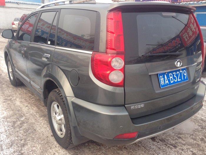 轿车 长城 长城汽车 乌鲁木齐二手哈弗 近年二手哈弗比较  车辆详情
