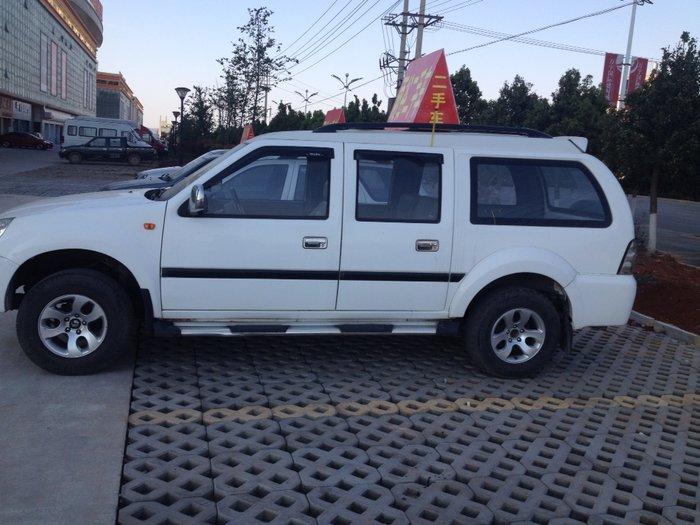 福田风景冲浪SUV