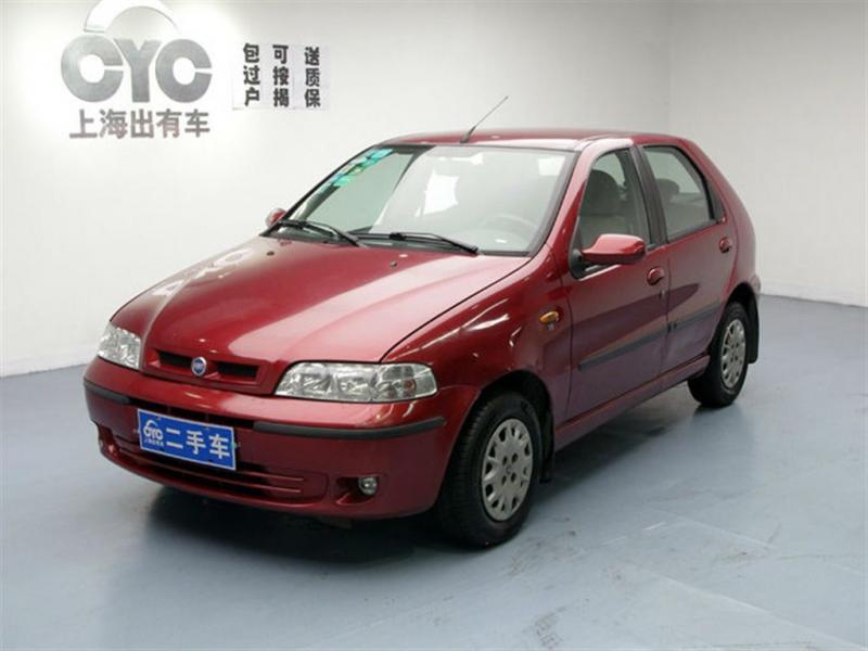 轿车 菲亚特 南京菲亚特 上海二手派力奥 近年二手派力奥比较  车辆