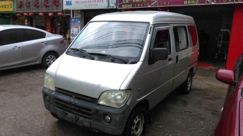 【南昌】2007年10月 五菱之光 1.0手动标准带空调 灰色 手动挡
