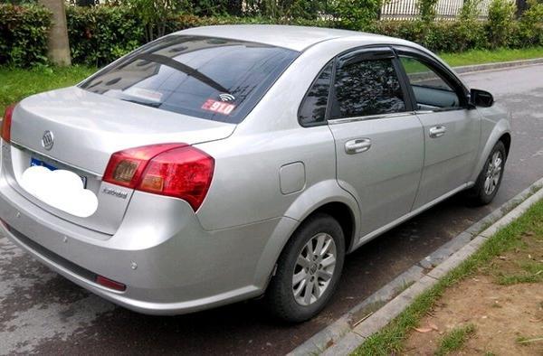 【九江】2012年7月 别克 凯越 2011款 凯越 1.6lx-自动 白色