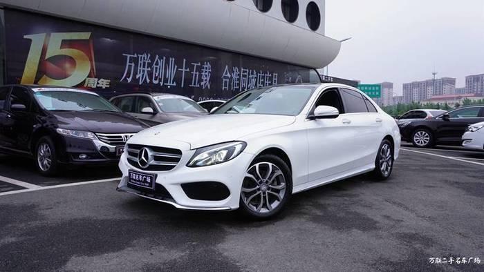 轿车 奔驰 北京奔驰 合肥二手c级 近年二手c级比较  车辆详情 车辆