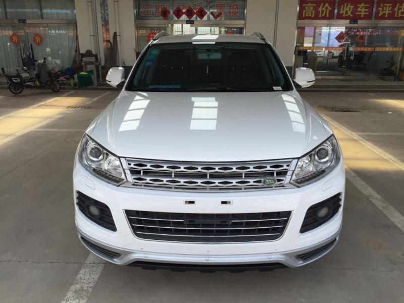 【日照】2014年10月 众泰 t600 1.5t 尊贵型 白色 手动挡