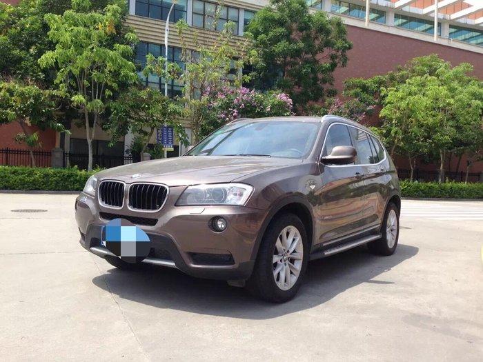 【厦门】2013年6月 宝马 宝马x3 2013款 宝马x3 改款 xdrive35i 豪华