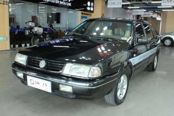 2001年9月 大众 桑塔纳 2000 gsi自动档(俊杰)