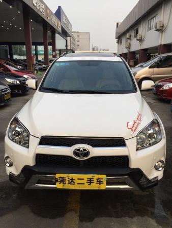 【东莞】2012年1月 丰田 rav4 2012款 一汽丰田rav4 炫装版 2.