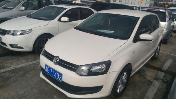 上海大众1.4polo全车电路图
