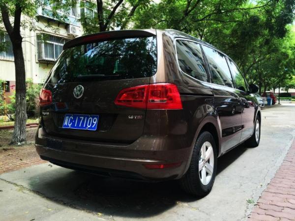 【秦皇岛二手车】2013年6月_二手大众 夏朗 1.8tsi 型