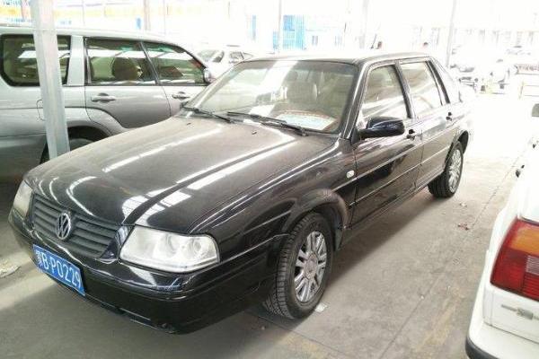 【内蒙古】2006年6月 大众 桑塔纳 2006款 桑塔纳3000 1.