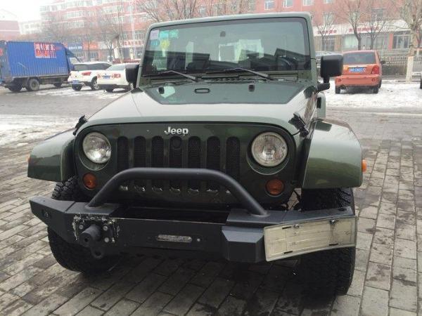 【包头】2009年12月 jeep 牧马人 2008款 牧马人 3.