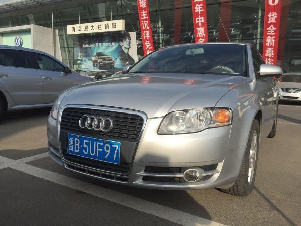 【青岛二手车】2007年8月