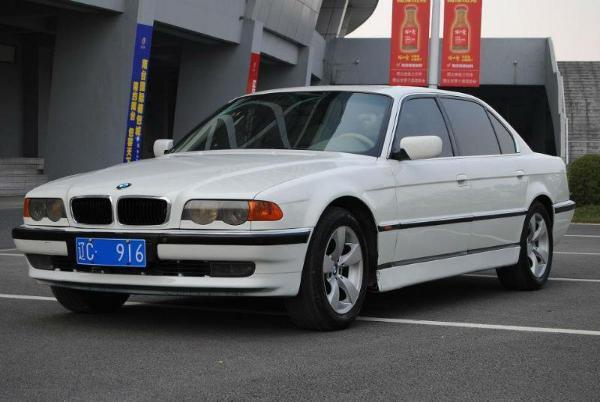 �9an9il�i-9`��f�x�_【鞍山】2003年9月 宝马 宝马7系 728il 2.8 白色 自动档