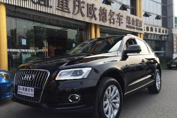 2015年8月 奥迪 奥迪q5 40 tfsi 技术型-重庆欧德汽车图片