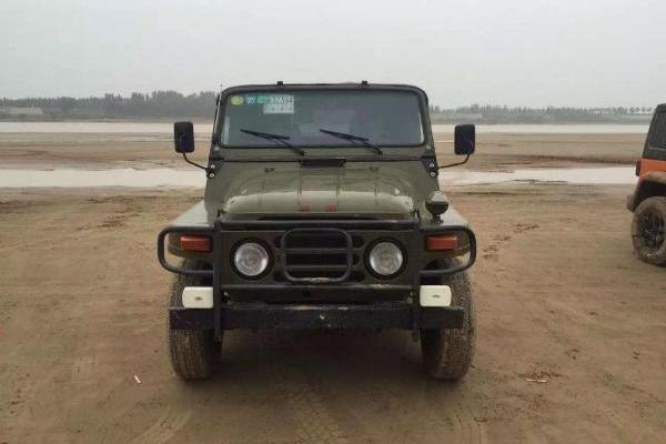 14年10月 二手Jeep 北京212 价格5万元高清图片