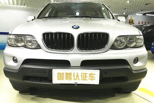 【上海】2006年8月 宝马 宝马x5 宝马x5 2006款 4.4i 灰色 自动档